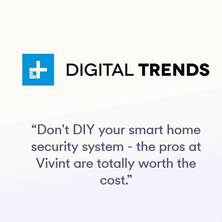 Vivint Home Security Digital Trends