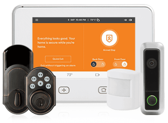 Vivint-Home-Security-Equipment