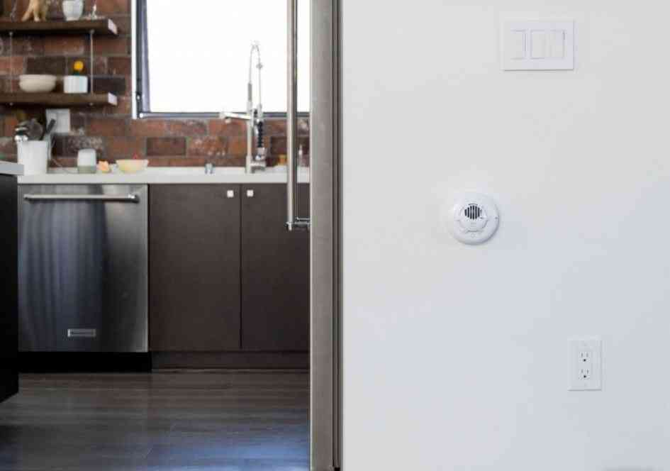 alarm for carbon monoxide levels